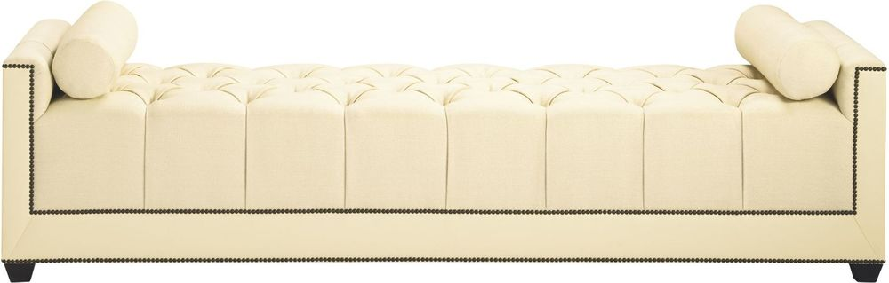 Baker Furniture - Paris Chaise Lounge