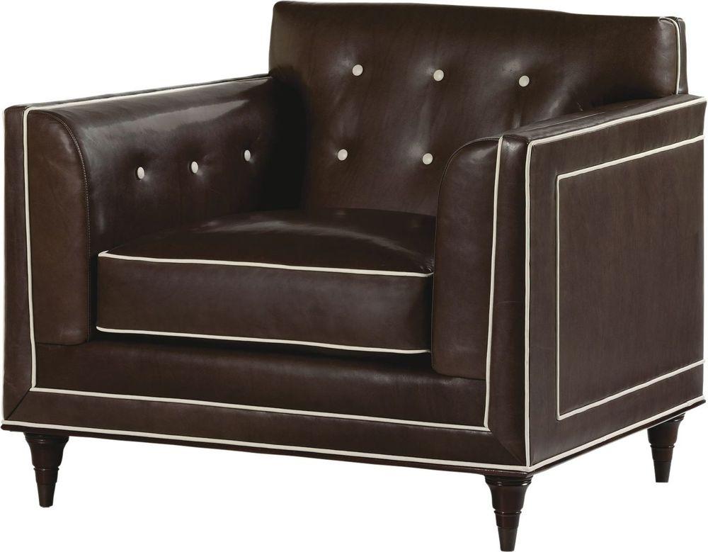 Baker Furniture - Wren Tufted Chair