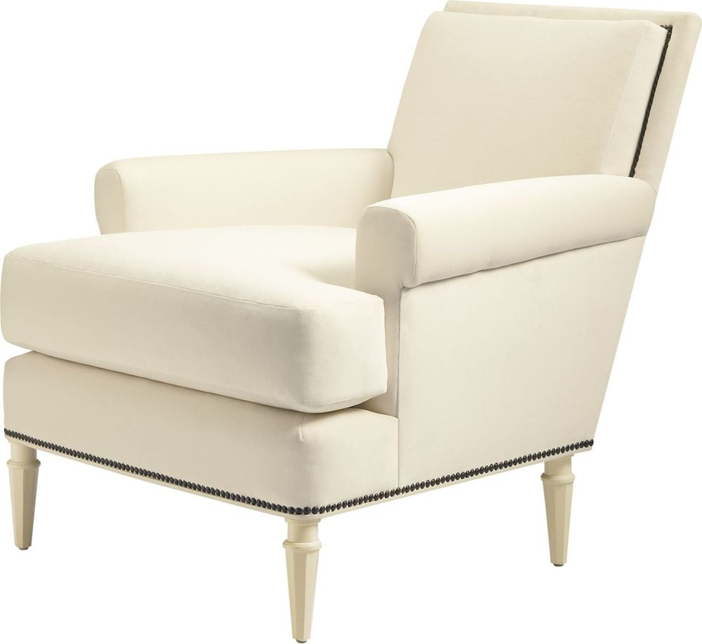 Baker Furniture - Yves Lounge Chair