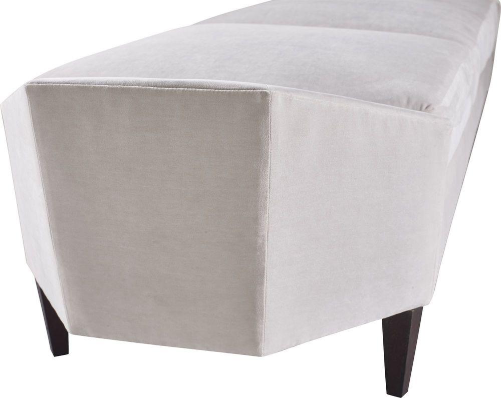 Baker Furniture - Diamond Chaise