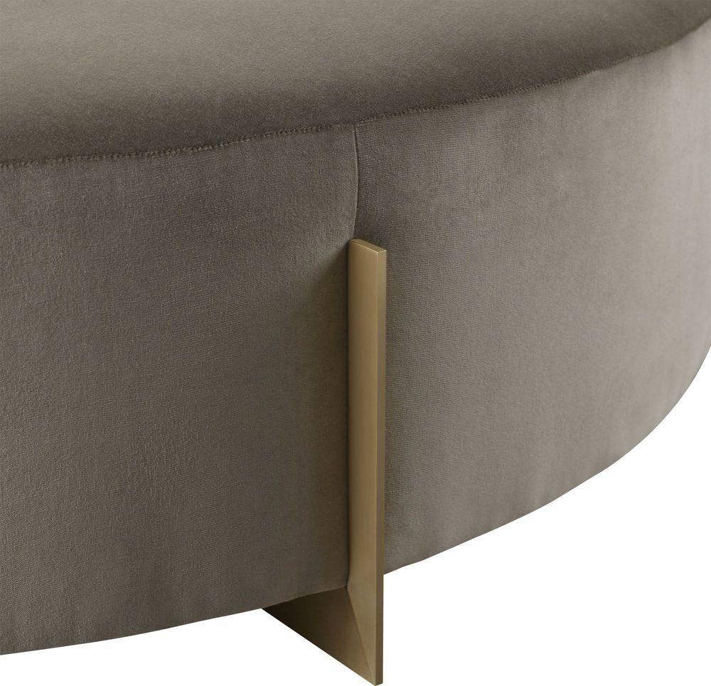 Baker Furniture - Blade Ottoman