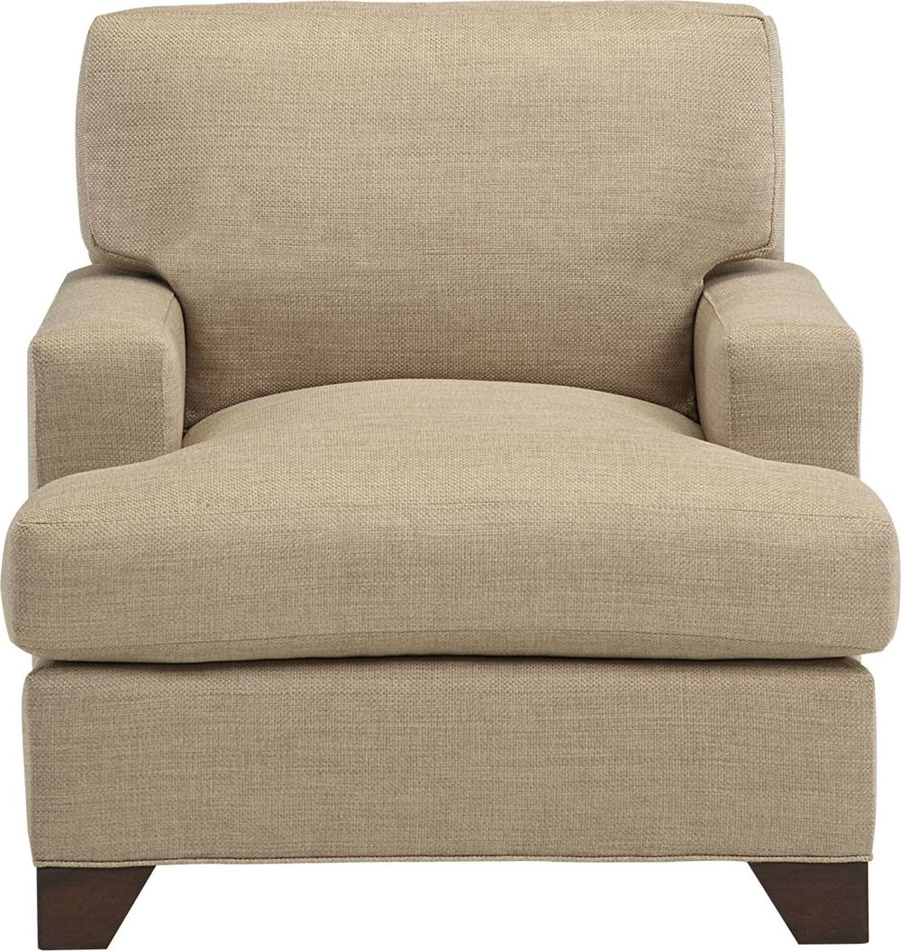 Baker Furniture - Track Arm Lounge Chair
