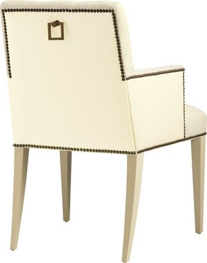 Thumbnail of Baker Furniture - St. Germain Tufted Arm Chair