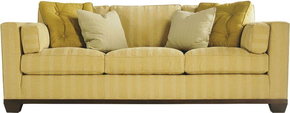 Baker Furniture - Reeded Base Sofa