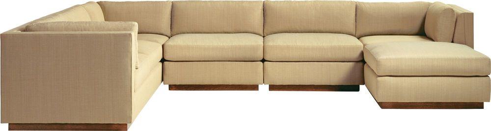 Baker Furniture - Sectional Corner Chair