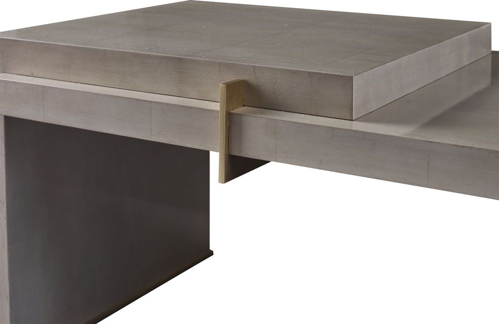 Baker Furniture - Stratum Cocktail Table