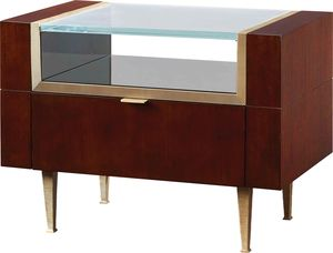 Thumbnail of Baker Furniture - Vitrine Nightstand