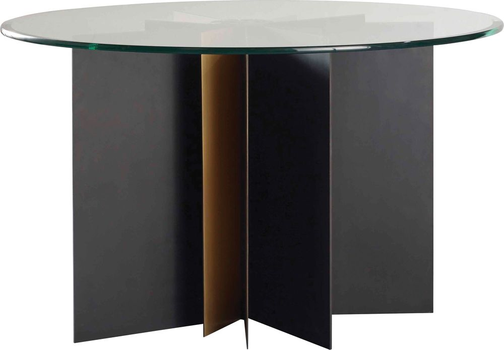Baker Furniture - Ray Round Center Table