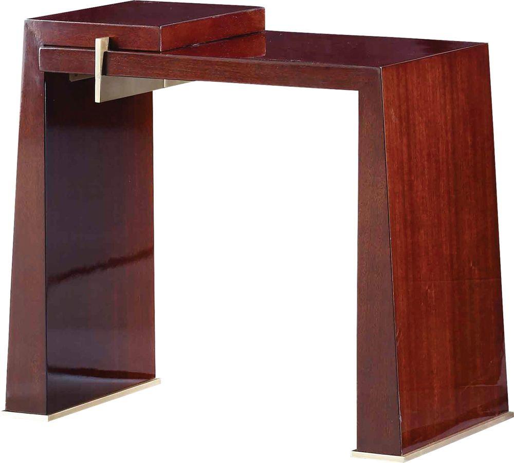 Baker Furniture - Stratum Accent Table