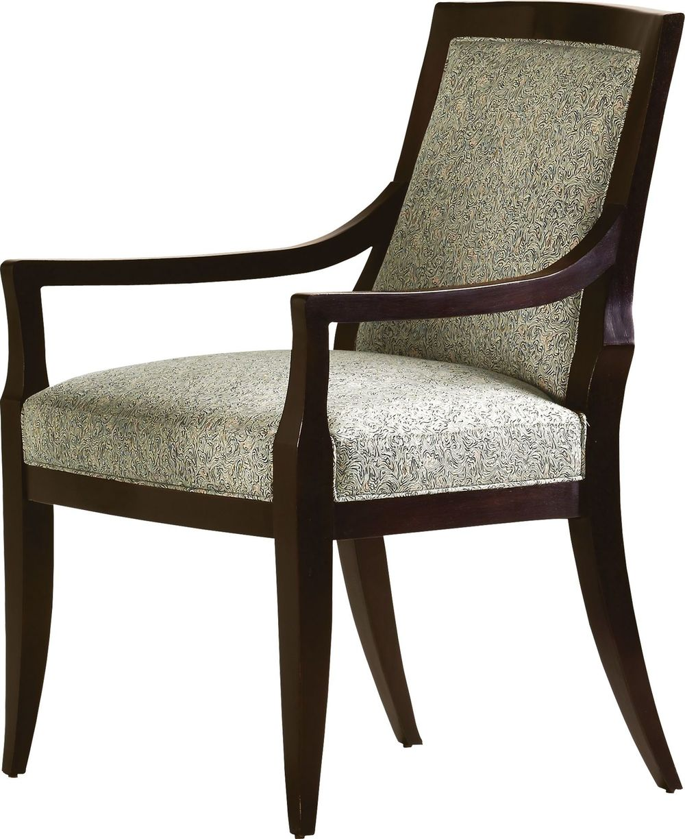 Baker Furniture - Vienna Upholstered Arm Chair