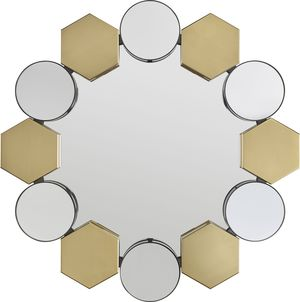 Thumbnail of Baker Furniture - Corona Mirror