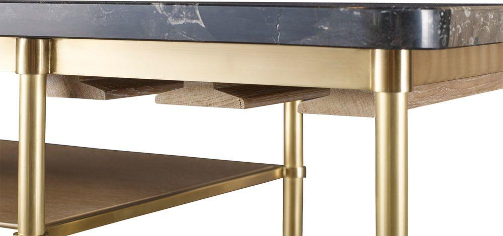 Baker Furniture - Elegante Bar Cabinet