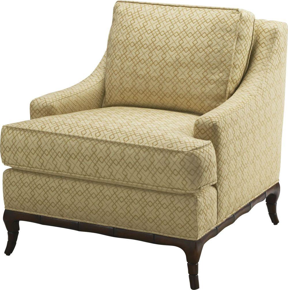 Baker Furniture - Bamboo Lounge Chair