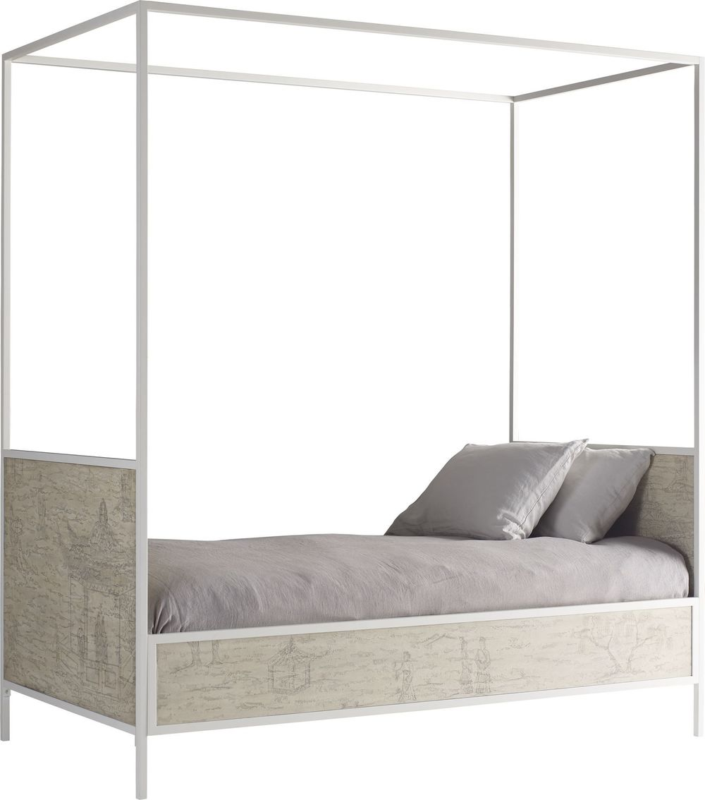 Baker Furniture - Metal Canopy Daybed