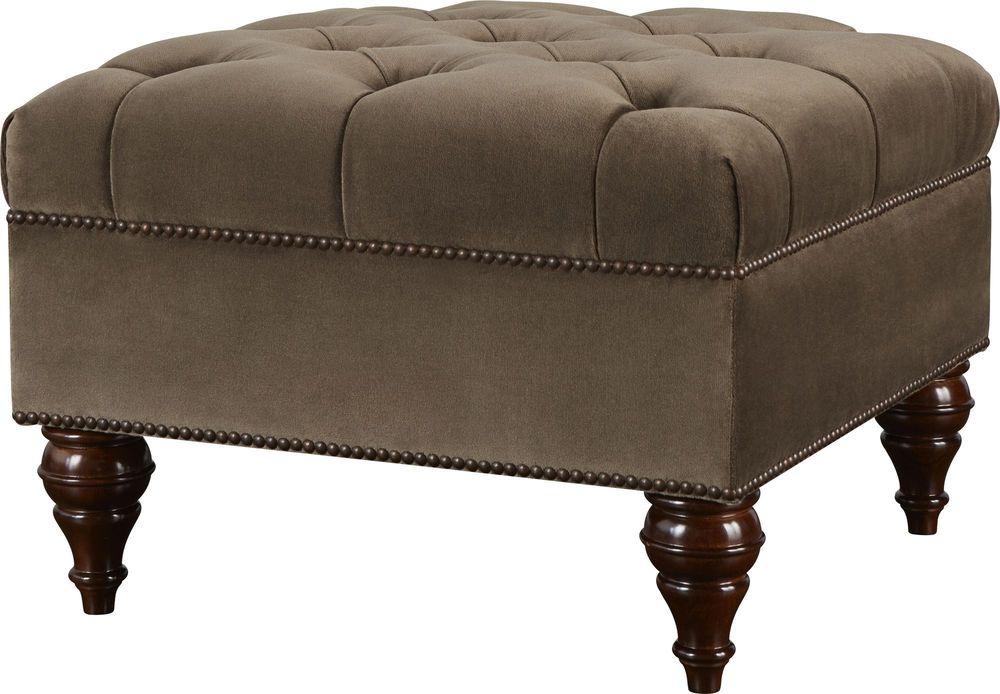 Baker Furniture - Blake Tufted Ottoman