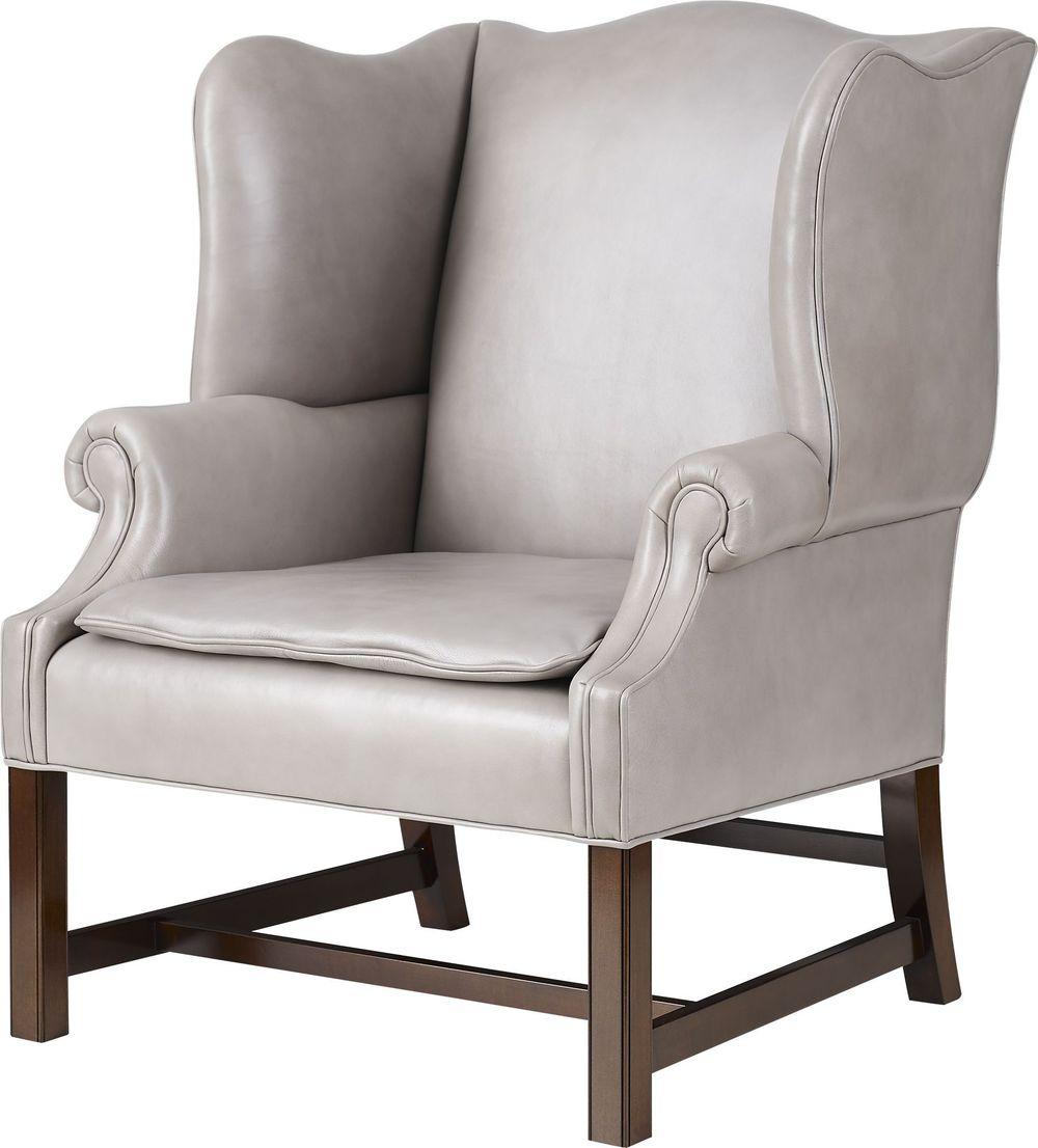 Baker Furniture - Morse Wingback Chair