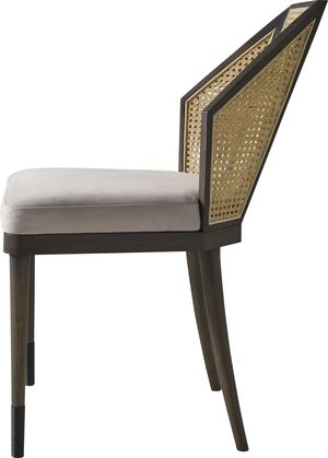 Thumbnail of Baker Furniture - Cane Side Chair