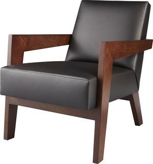 Thumbnail of Baker Furniture - Continuous Line Lounge Chair