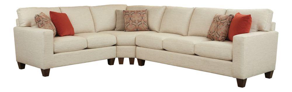 Bassett Furniture - Tate Sectional