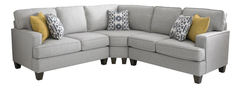Bassett Furniture - Tanner Sectional