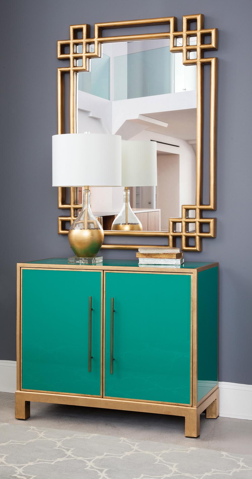 Bassett Mirror Company - Fenwick Hall Cabinet
