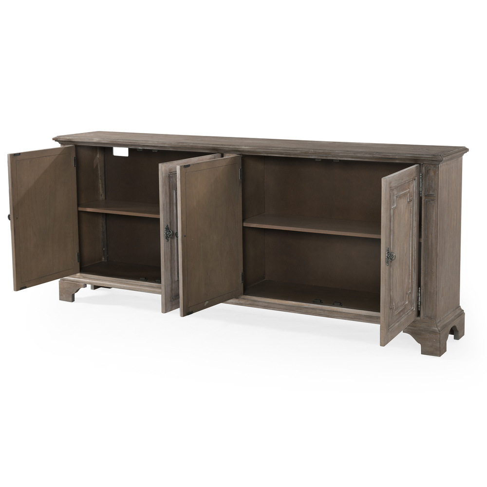Bassett Mirror Company - Villandry Four Door Cabinet