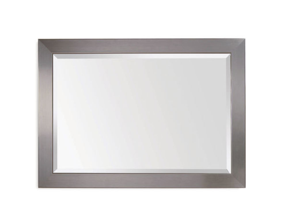 Bassett Mirror Company - Stainless Wall Mirror