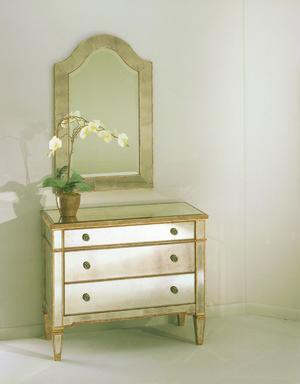 Thumbnail of Bassett Mirror Company - Borghese Three Drawer Hall Chest