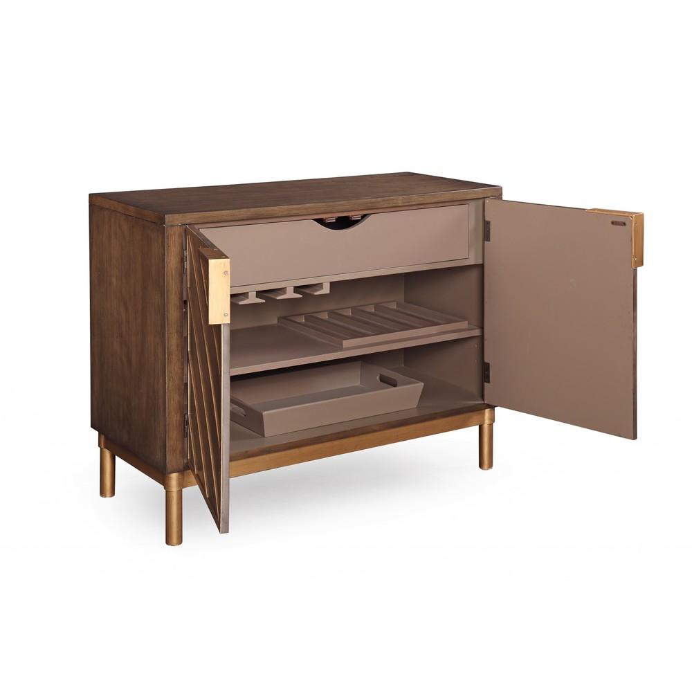 Bassett Mirror Company - Cavett Hospitality Cabinet