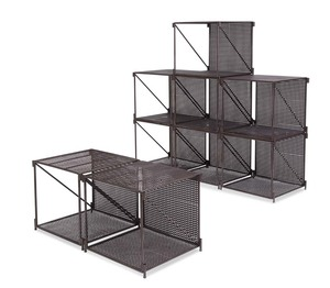 Thumbnail of Bassett Mirror Company - Loft Cube Storage