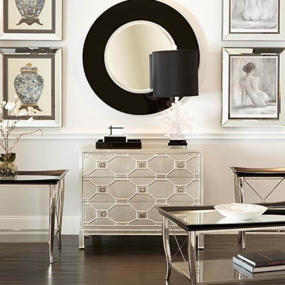 Bassett Mirror Company - Sterling Chest