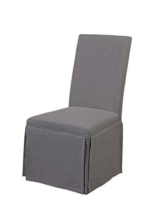 Thumbnail of Bassett Mirror Company - Skirted Parsons Side Chair
