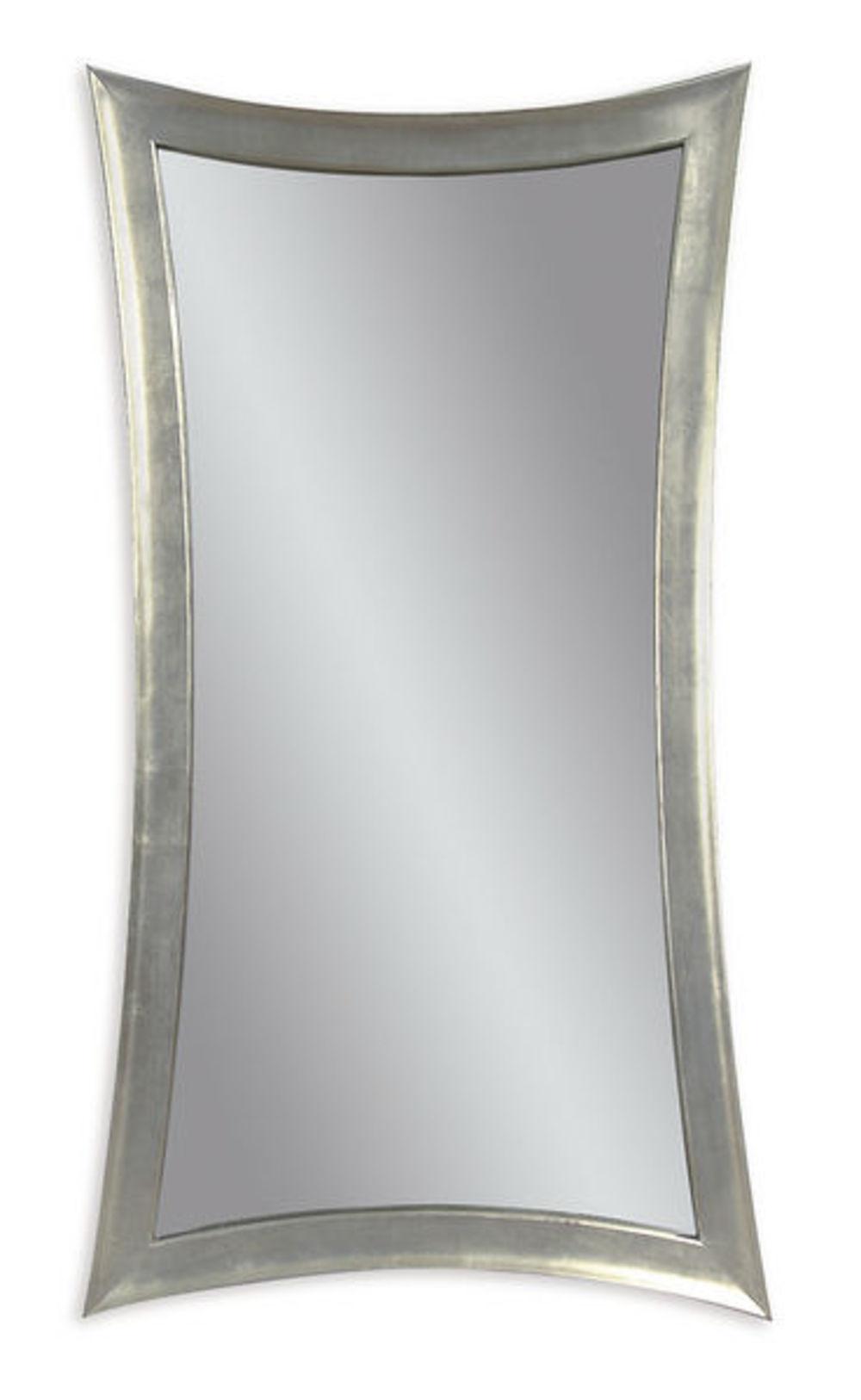Bassett Mirror Company - Hour-Glass Shaped Leaner