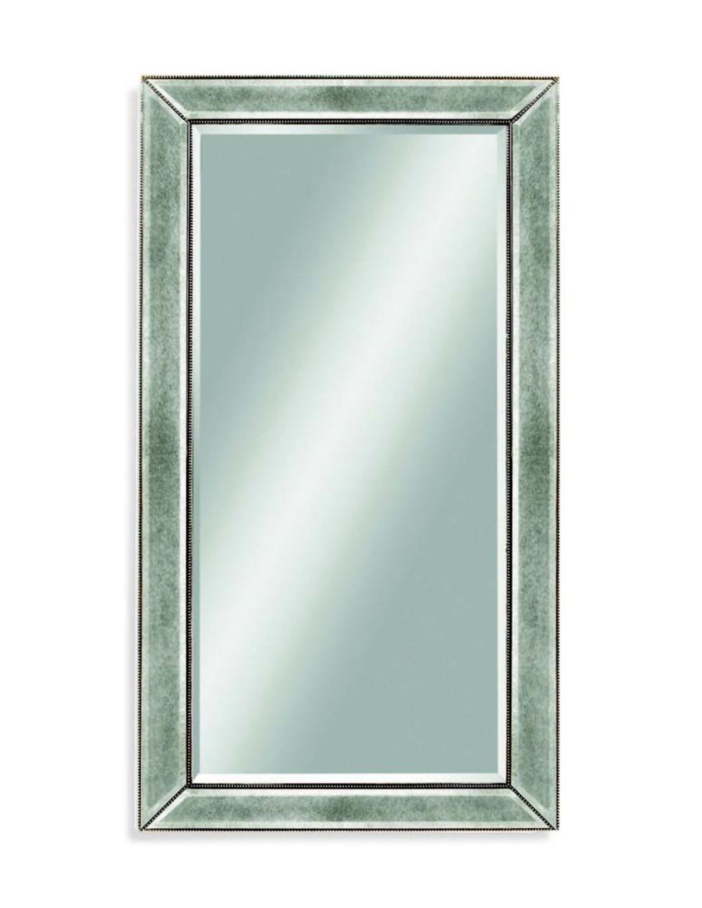 Bassett Mirror Company - Beaded Wall Mirror
