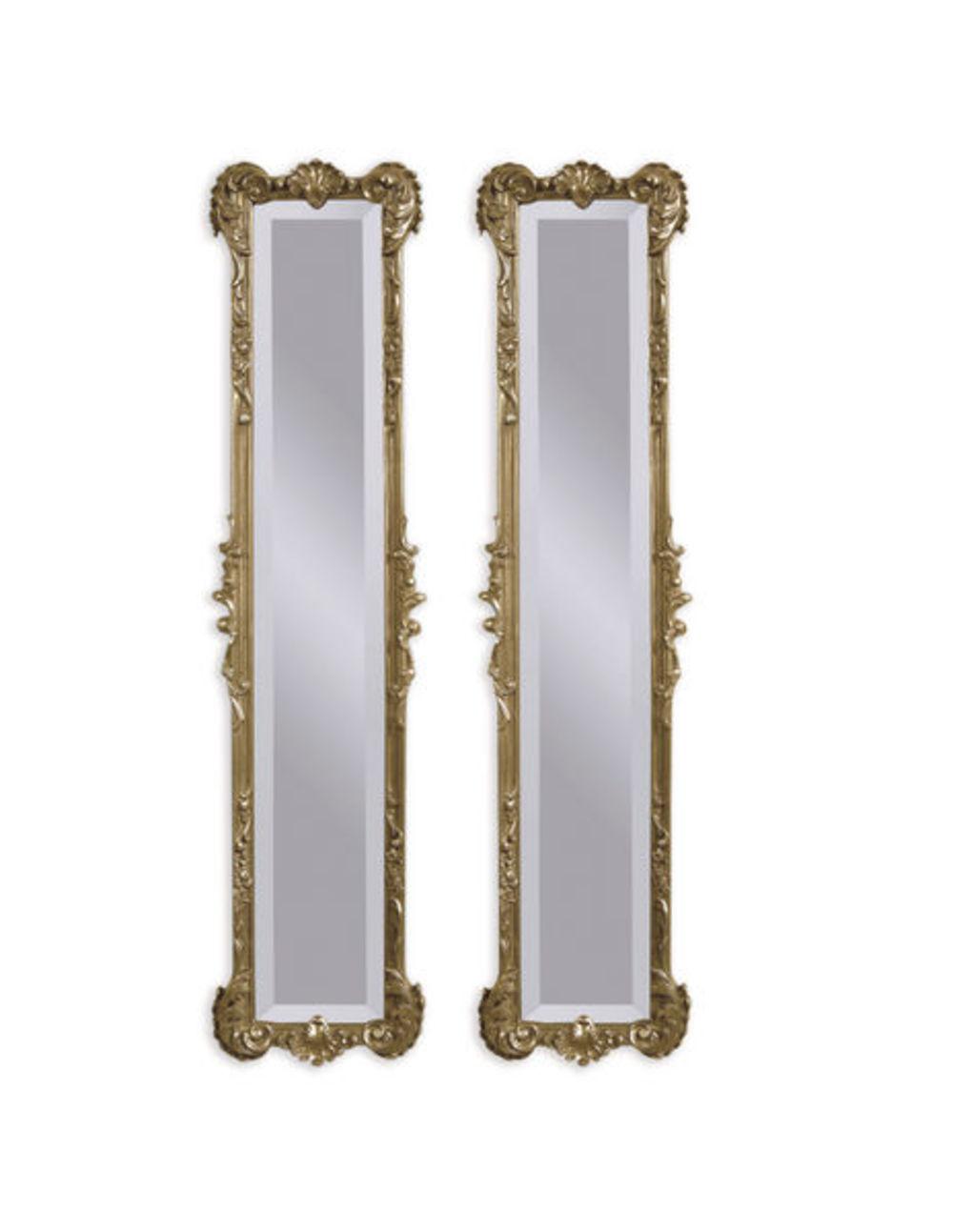 Bassett Mirror Company - Helena 2 Panel Mirrors