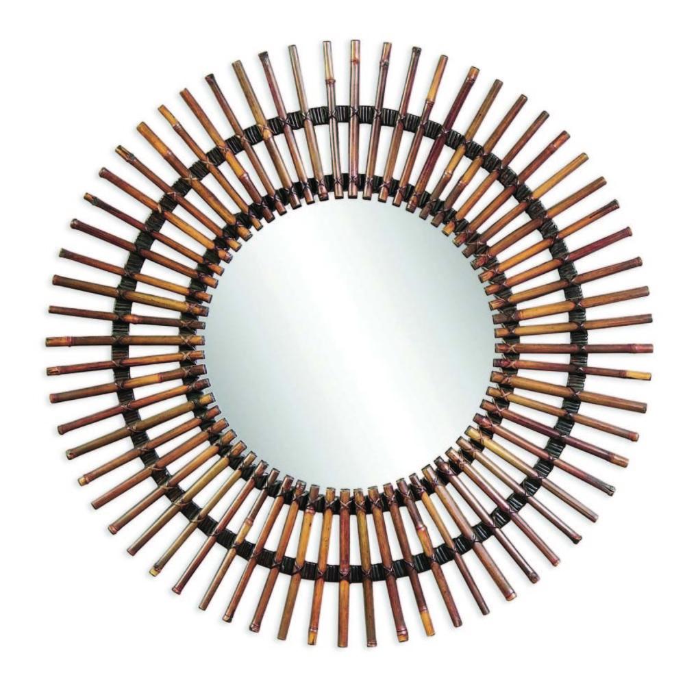 Bassett Mirror Company - Taipan Wall Mirror