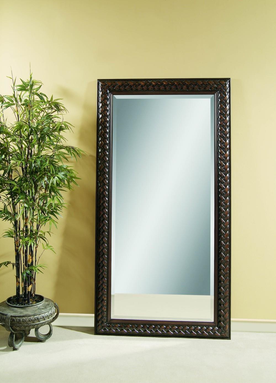 Bassett Mirror Company - Newcombe Leaner Mirror