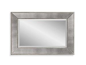 Thumbnail of Bassett Mirror Company - Beaded Wall Mirror