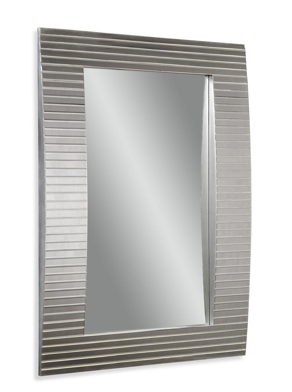 Bassett Mirror Company - Tambour Wall Mirror