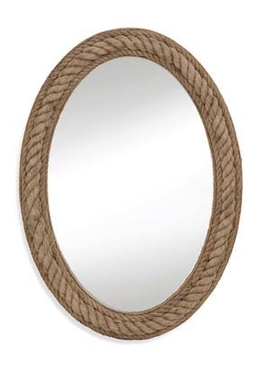 Thumbnail of Bassett Mirror Company - Rope Wall Mirror