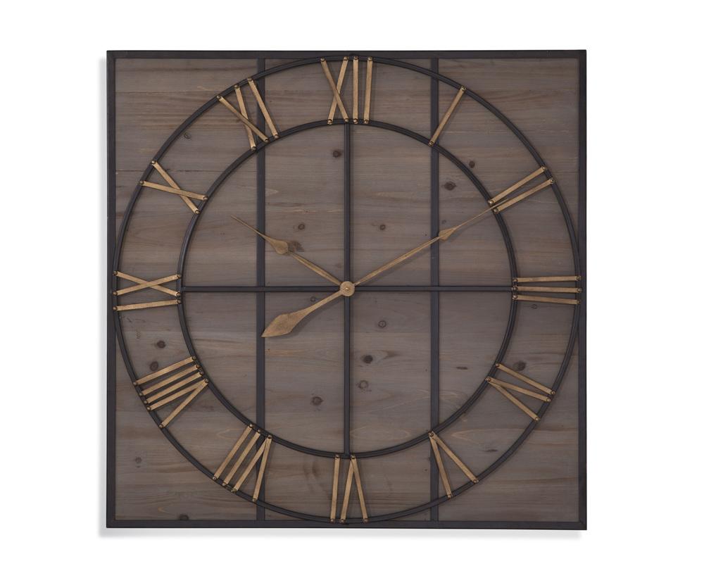 Bassett Mirror Company - Eldridge Wall Clock