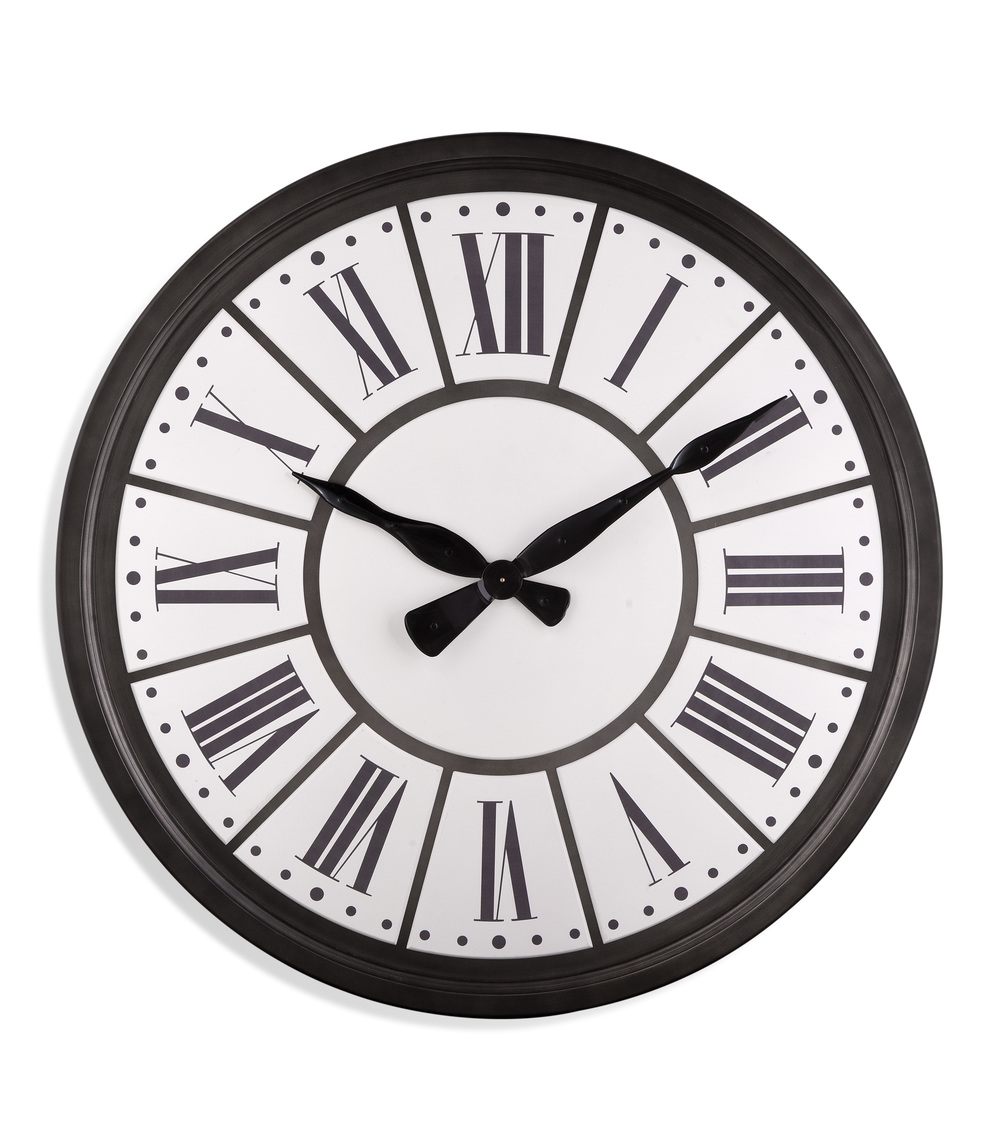 Bassett Mirror Company - Flanders Wall Clock