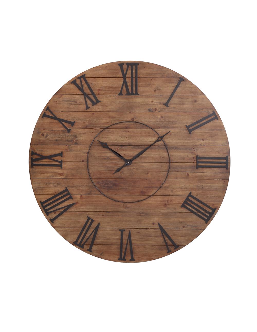 Bassett Mirror Company - Ramato Wall Clock