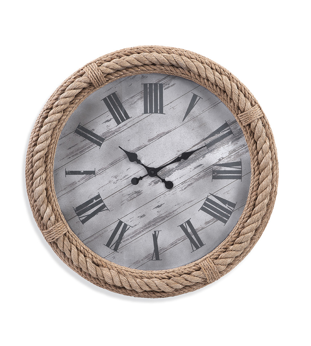 Bassett Mirror Company - Campbell Wall Clock