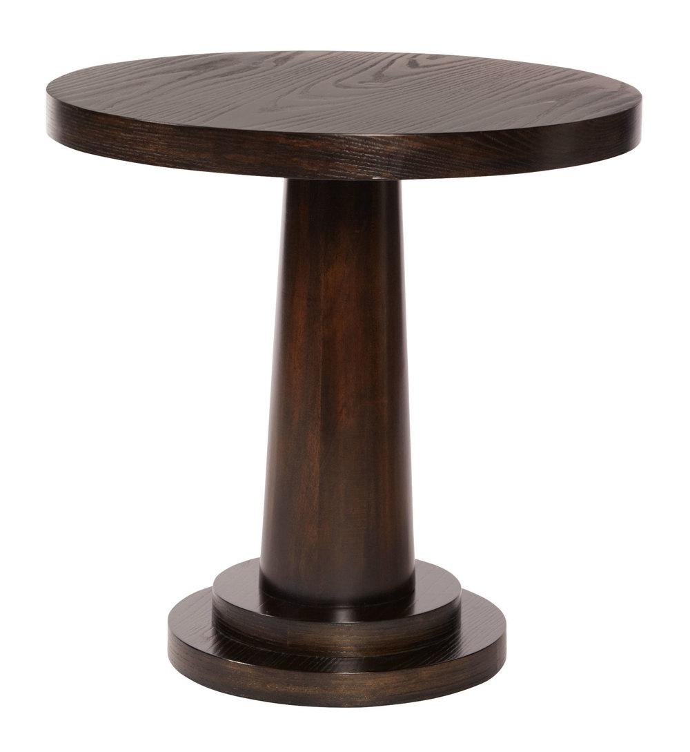Bernhardt - Round End Table