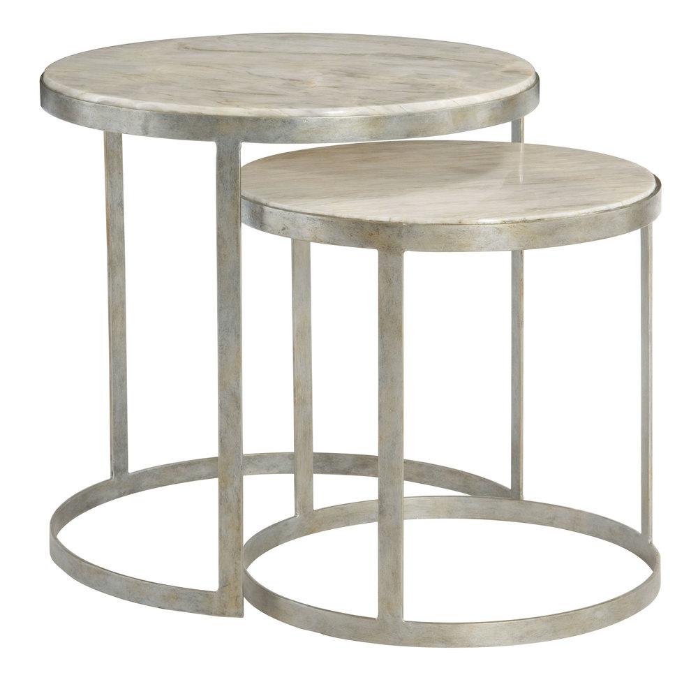Bernhardt - Tiffin Nesting Tables