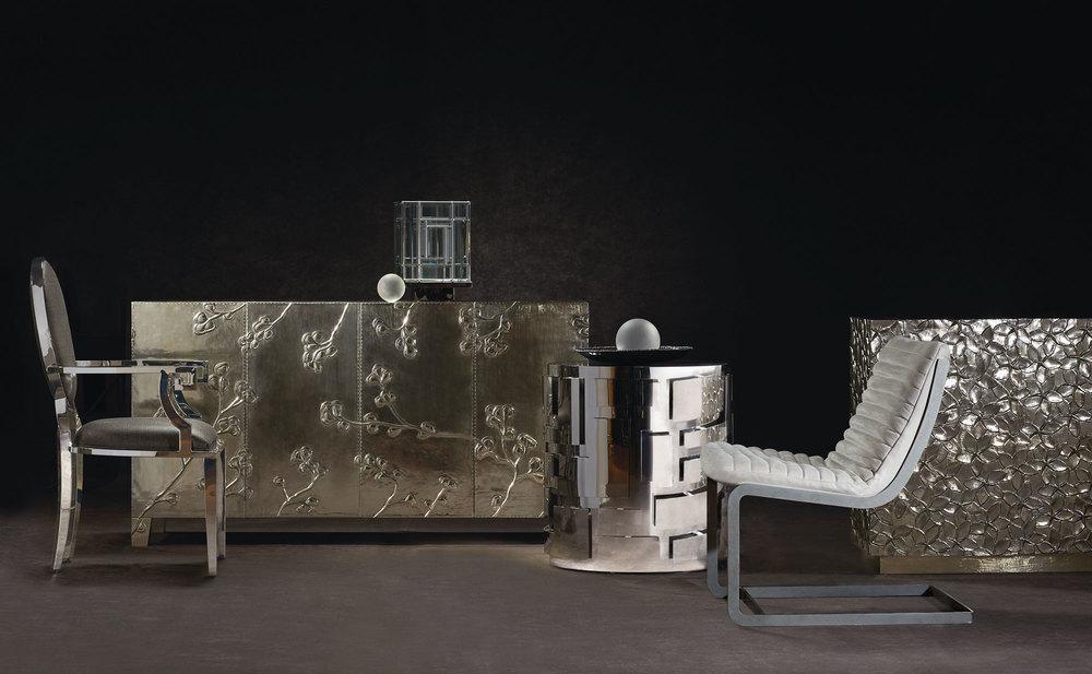 Bernhardt - Round Chairside Table