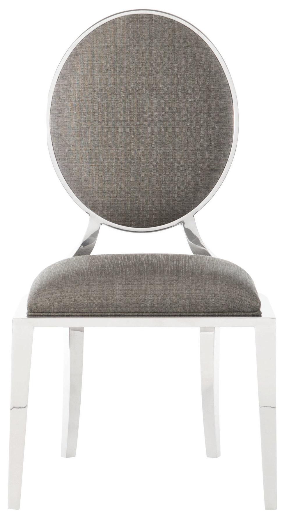 Bernhardt - Percival Metal Side Chair