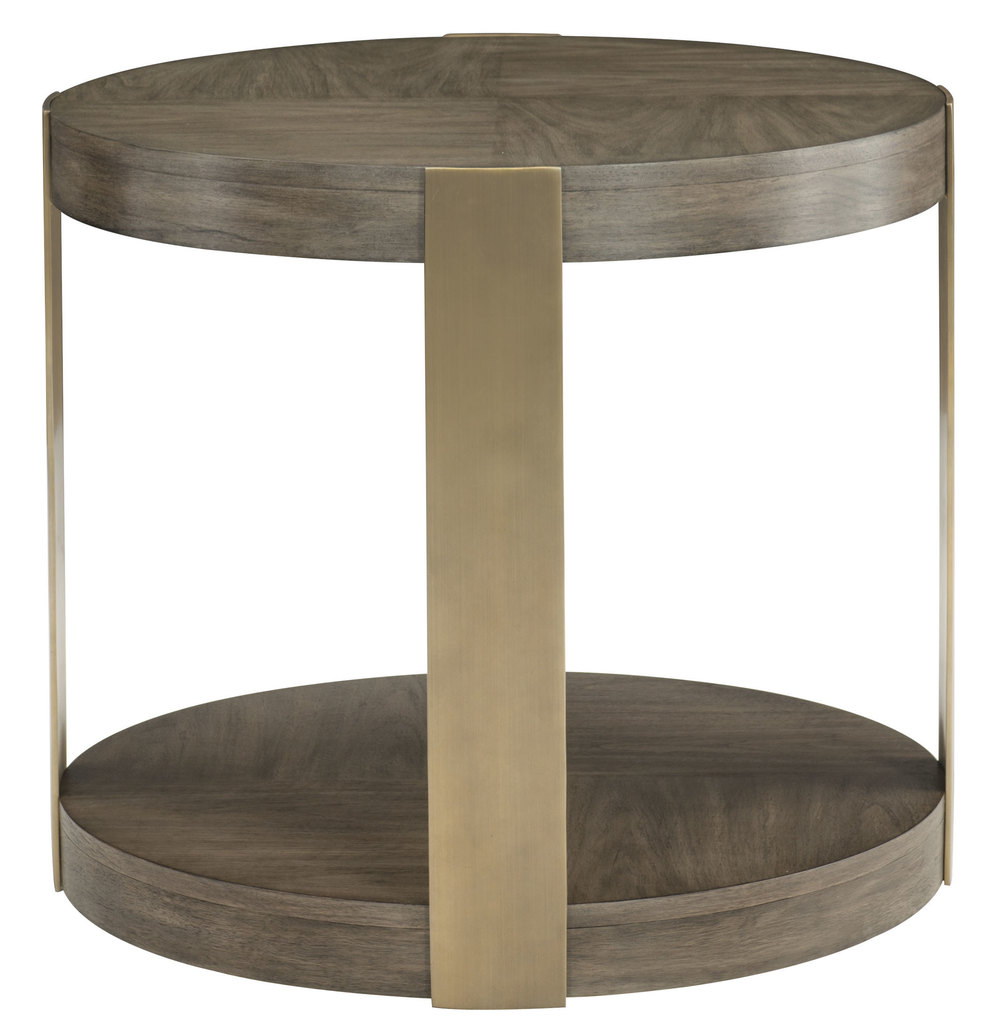 Bernhardt - Round Chairside Table