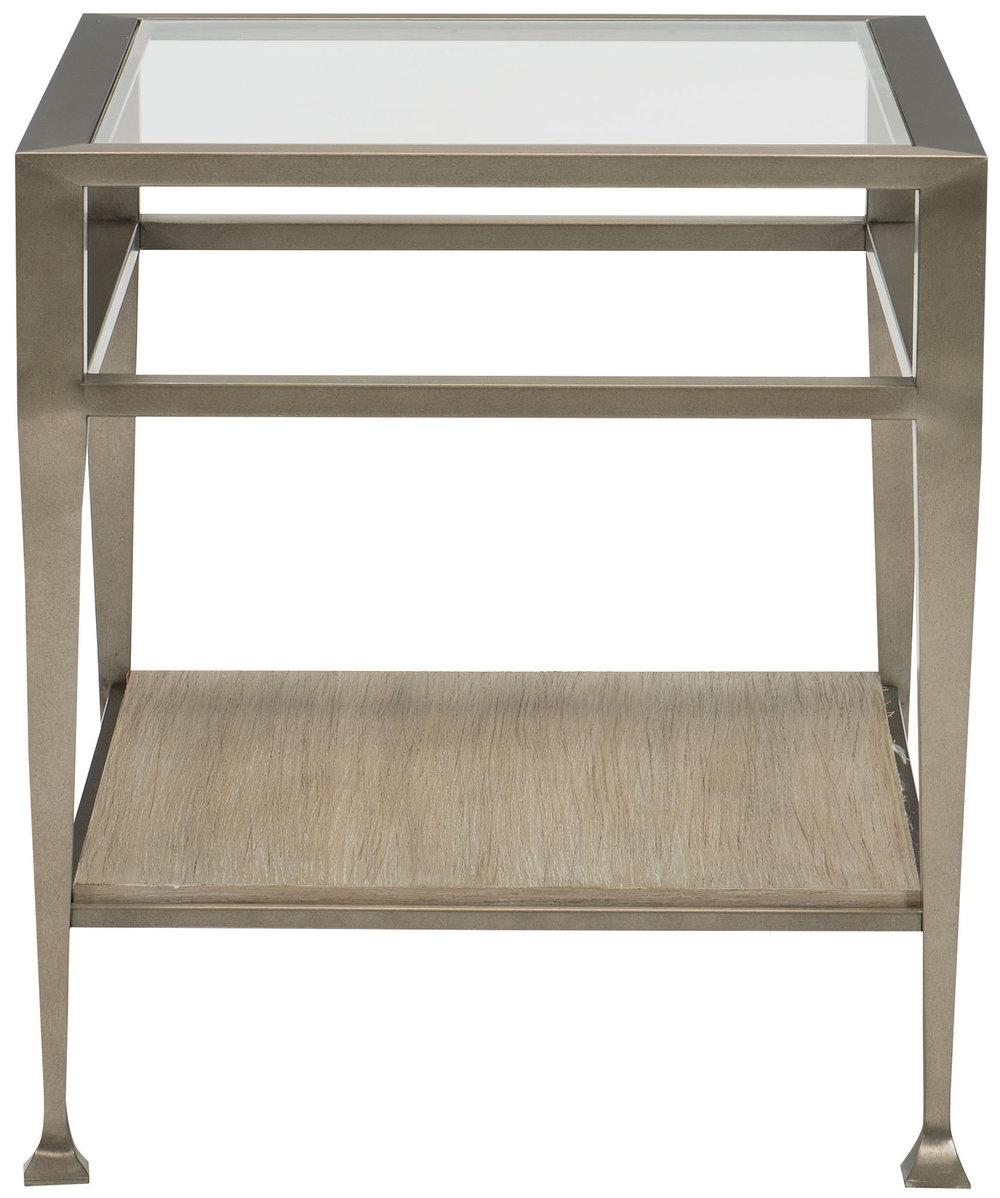 Bernhardt - Metal End Table